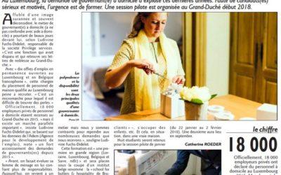 Article de presse – Le Républicain Lorrain – 15-12-2017