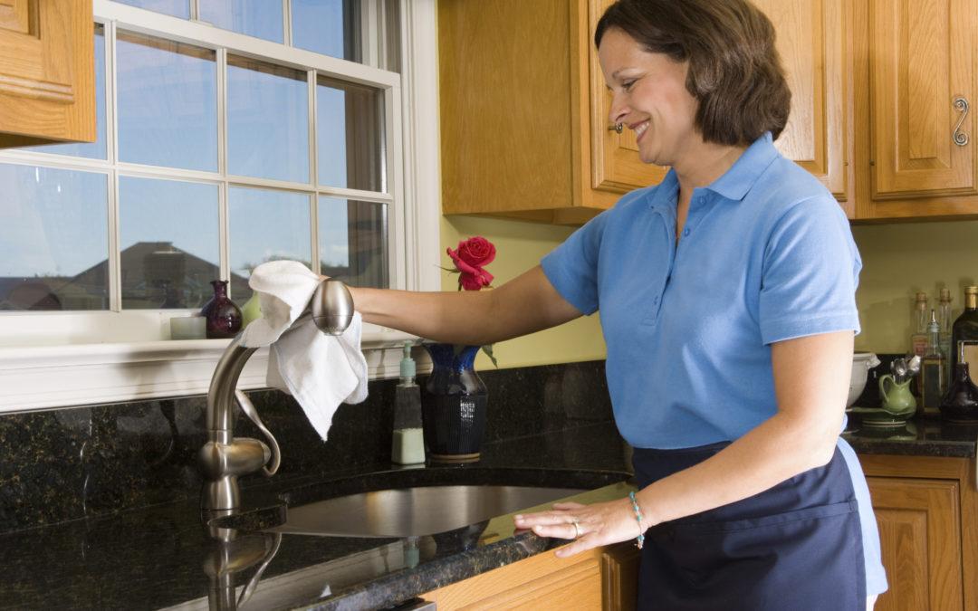 Privilege Services vous présente le métier d'Employé de maison / Femme de ménage